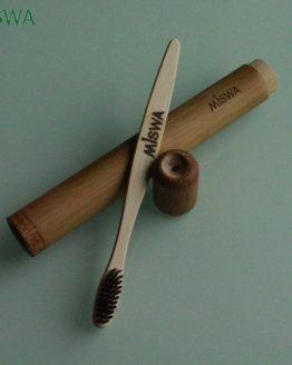 Brosse à dents étui bambou Miswa