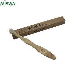 brosse à dents bambou KIDS Miswa